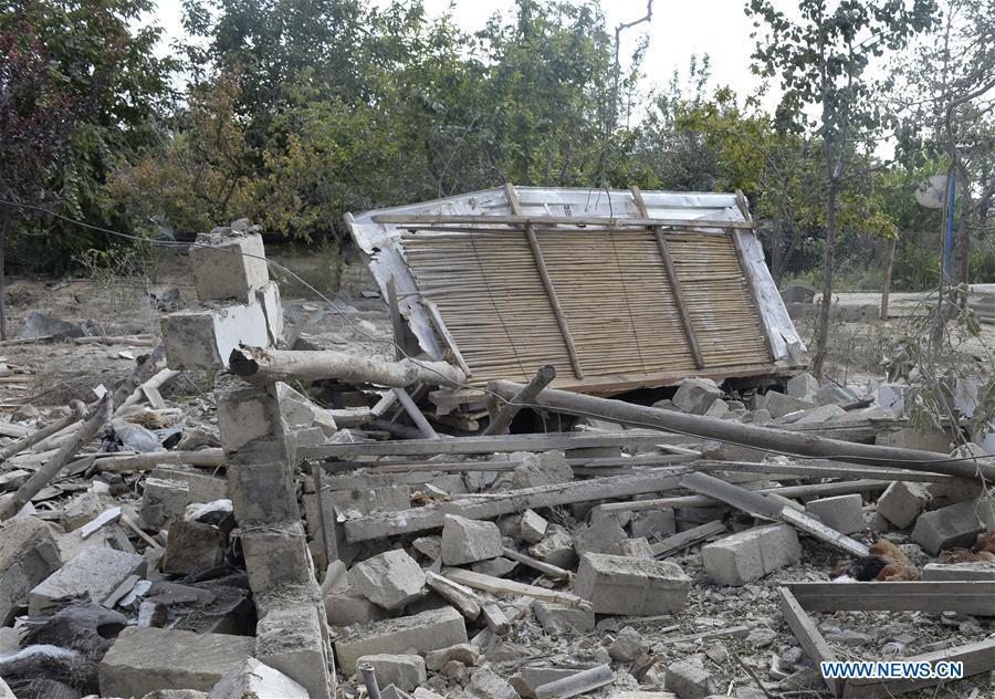 AZERBAIJAN-ARMENIA-CLASHES-CASUALTIES
