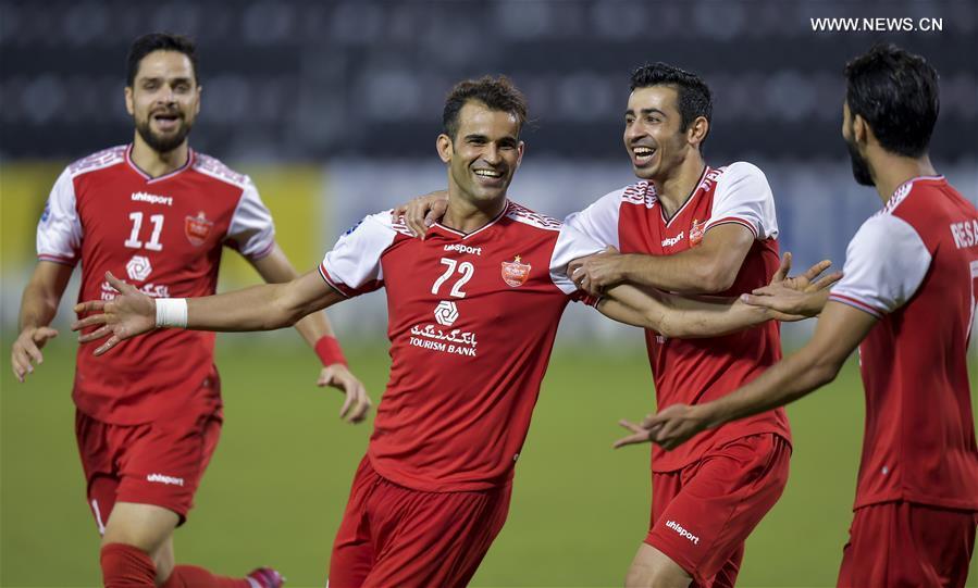 Afc Champions League Quarter Final Match Pakhtakor Of Uzbekistan Vs Persepolis Fc Of Iran Xinhua English News Cn