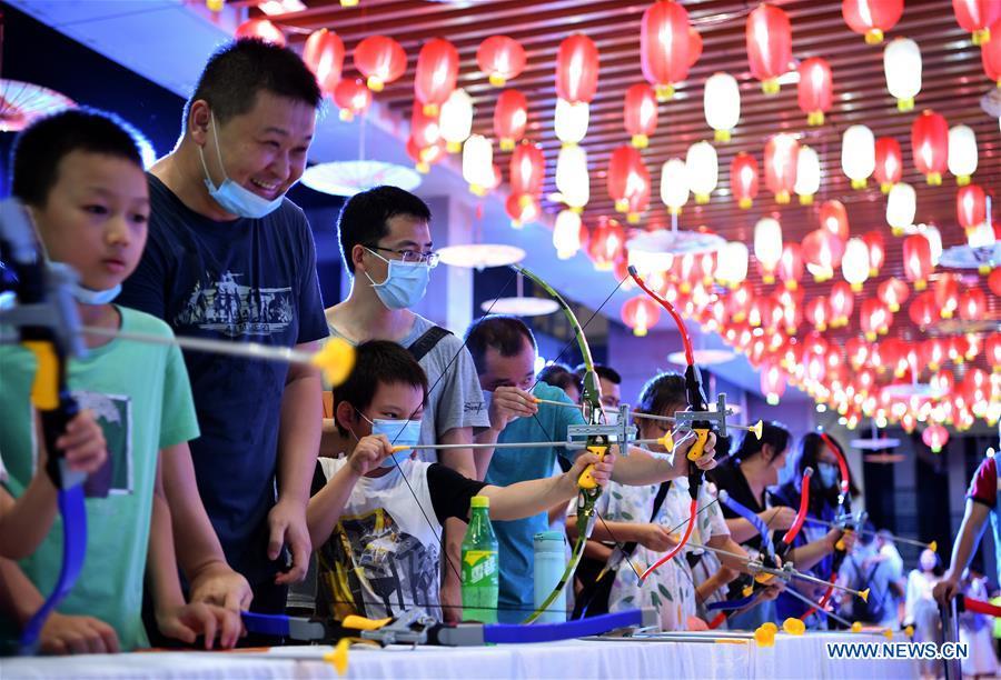 CHINA-HAINAN-MID-AUTUMN FESTIVAL-CELEBRATION (CN)