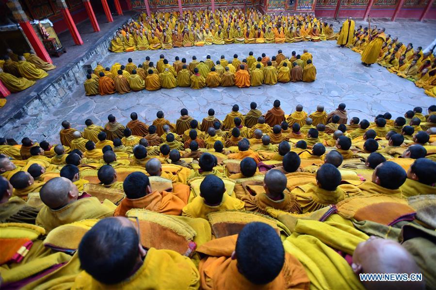 中国-西藏-潘辰拉玛-塔什伦布寺(CN)