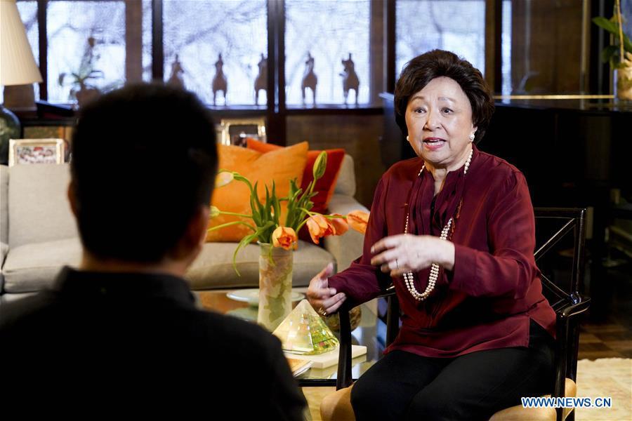 U.S.-NEW YORK-RETIRED CHINESE AMERICAN ENTREPRENEUR-CULTURAL BRIDGES