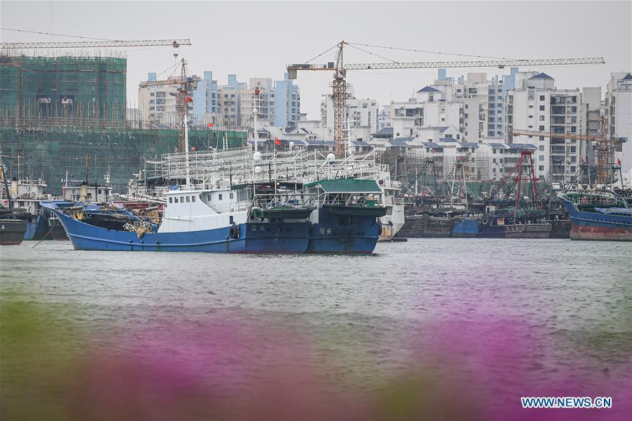 中国-海南-海口-台风港(CN)