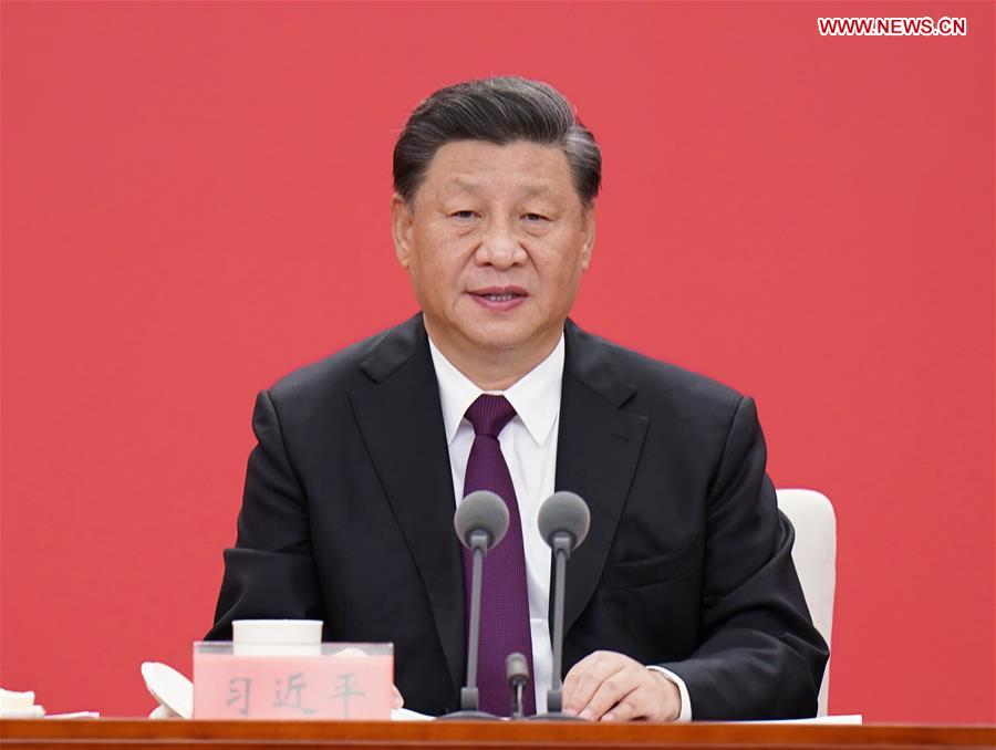 CHINA-SHENZHEN-XI JINPING-GRAND GATHERING-40TH ANNIVERSARY (CN)