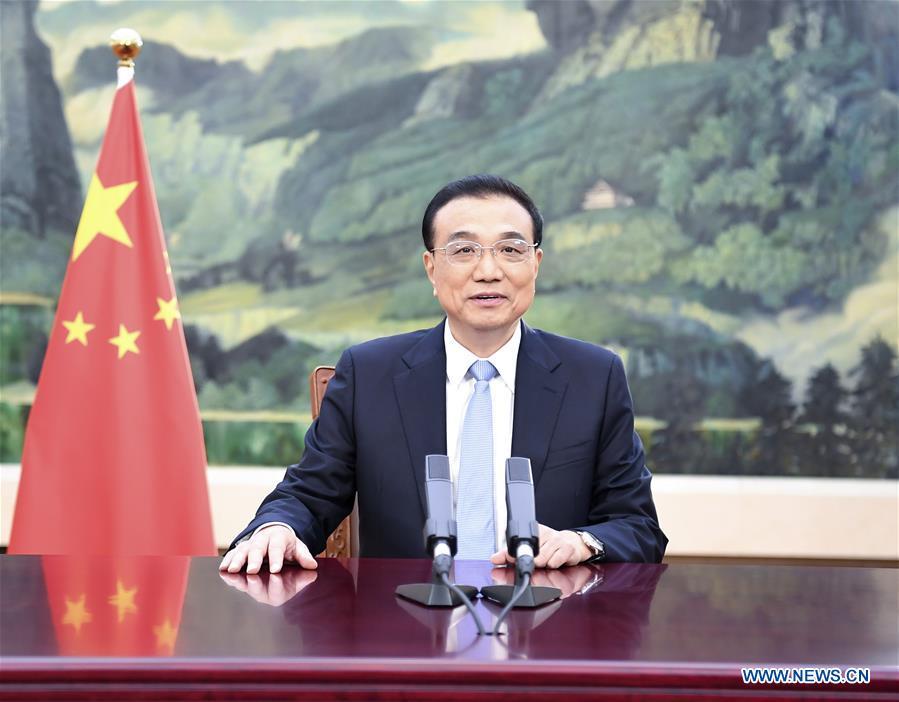 CHINA-LI KEQIANG-PUJIANG INNOVATION FORUM-SPEECH (CN)