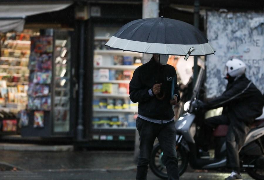 Over one-third of Italians under curfew amid coronavirus spike  - Xinhua | English.news.cn