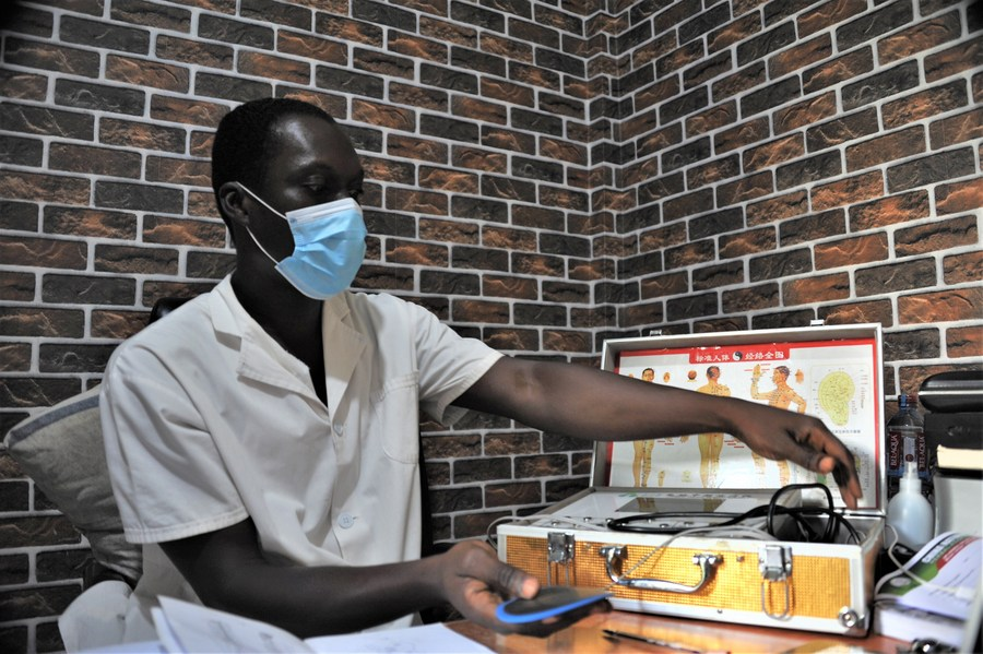 Feature: Ghanaian herbal hospital adopts TCM to address local health challenges - Xinhua | English.news.cn