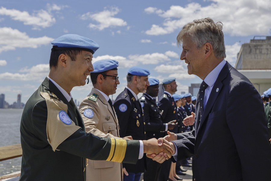 Update: UN peacekeeping chief tests positive for COVID-19