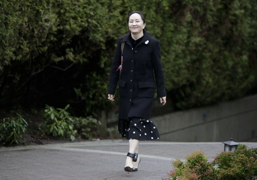 China urges Canada to respect rule of law on Meng Wanzhou case - Xinhua   English.news.cn