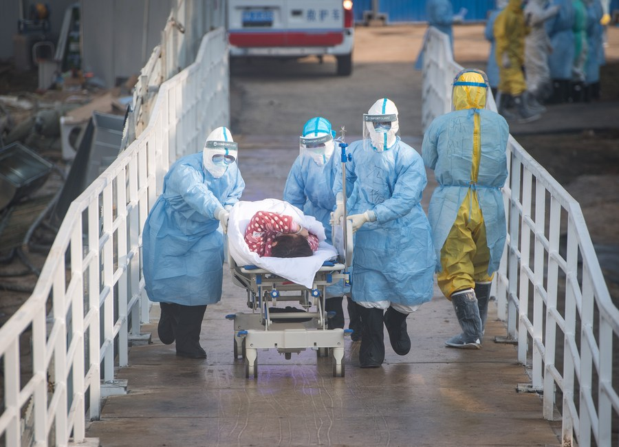 Yearender: In fighting COVID-19 pandemic together, preserving lives must be priority