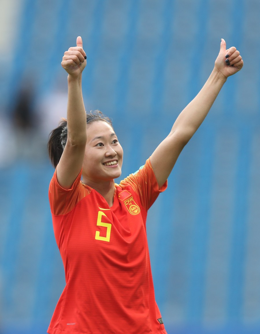 China's Tang, Wu Among 10 Candidates for AFC Best Women's Player in 2020