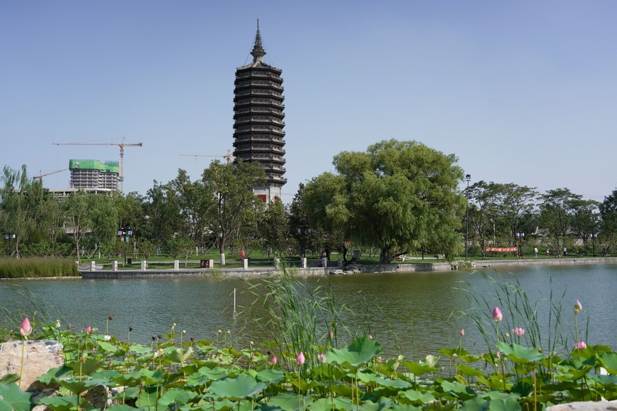 Beijing Administrative Center Becomes Highland for Emerging Industries