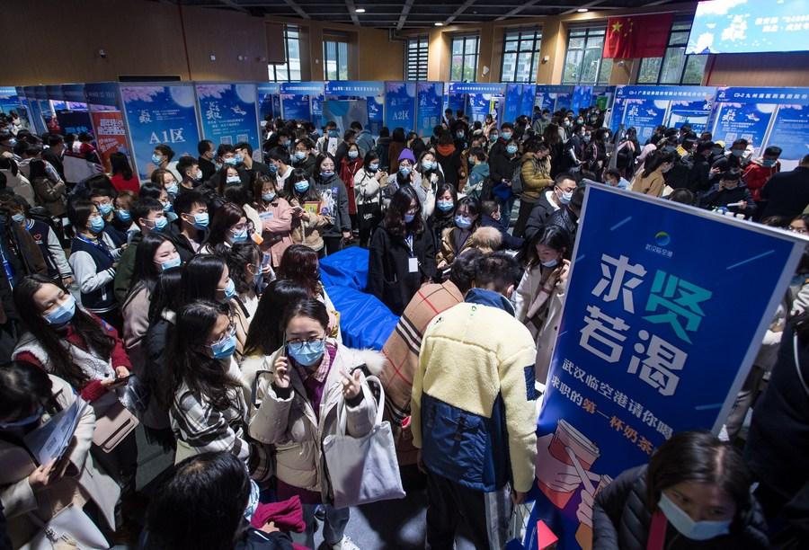 China's 2020 Job Market Remains Stable Despite Virus Disruption