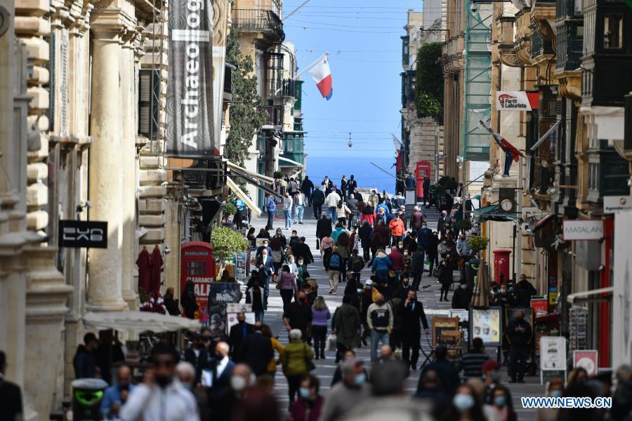 Malta registers 336 new COVID-19 cases, a new record ...