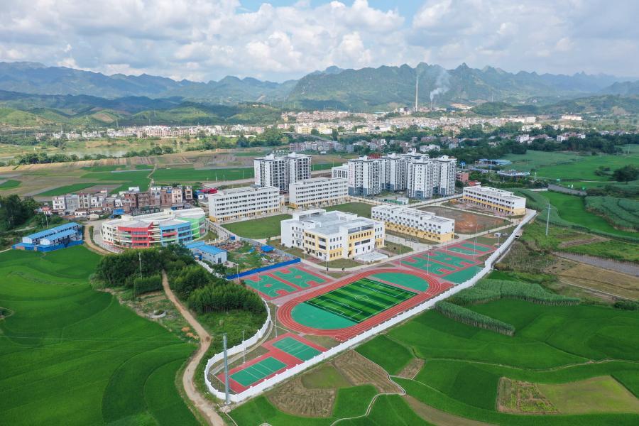 China adheres to high-quality growth on journey to modernization - Xinhua | English.news.cn