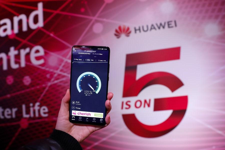 Huawei to optimize portfolio to boost resilience - Xinhua | English.news.cn