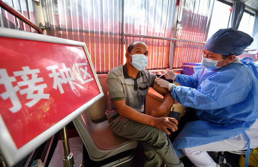 China's first mRNA COVID-19 vaccine to start Phase III trial in May: media - Xinhua   English.news.cn