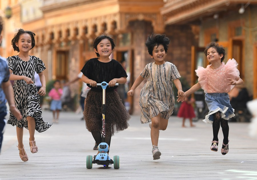"Coca-Cola, Visa Reps refuse to condemn China's so-called ""genocide"" of Uyghur people: media - Xinhua   English.news.cn"
