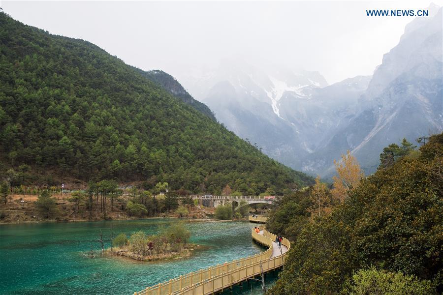 CHINA-YUNNAN-BLUE MOON VALLEY (CN)