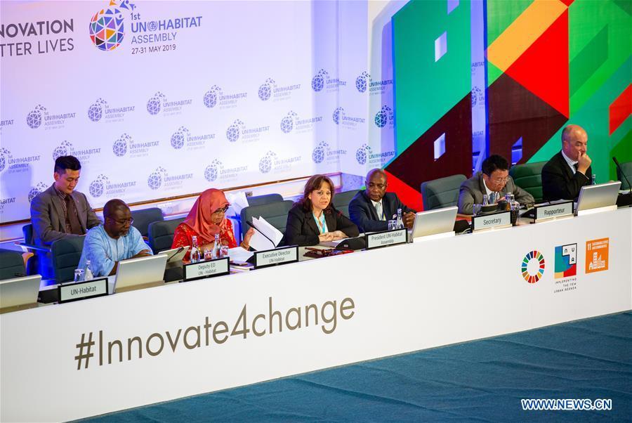 UN-Habitat Assembly adopts resolutions to hasten urban renewal