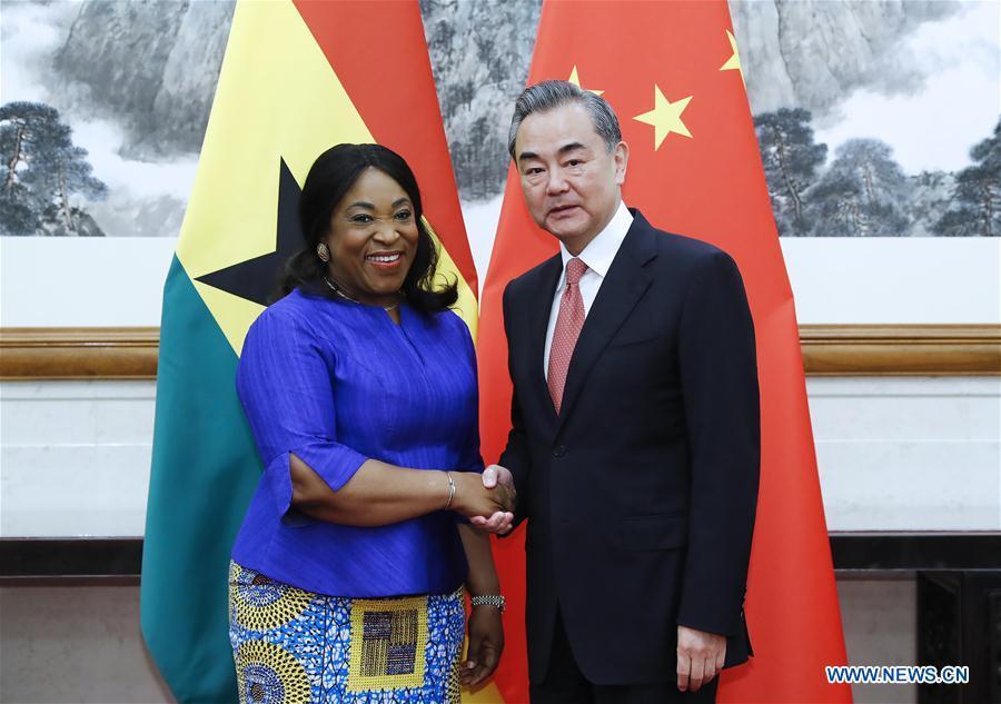 CHINA-BEIJING-WANGYI-GHANA'S FM-MEETING (CN)