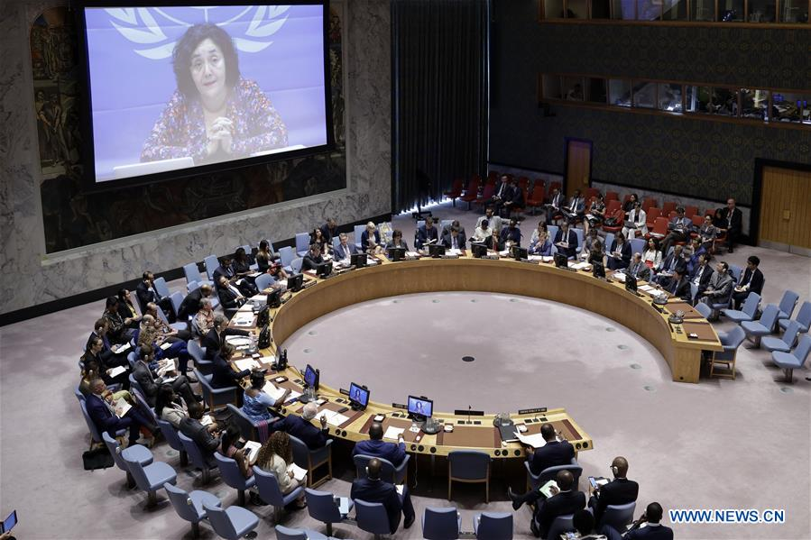 UN-SECURITY COUNCIL-DRC