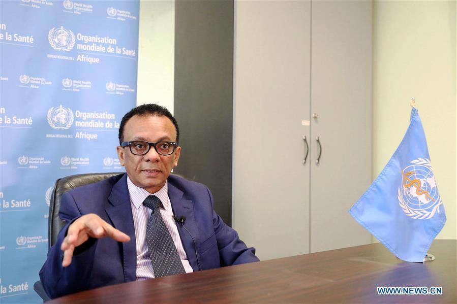 REPUBLIC OF CONGO-BRAZZAVILLE-WHO-INTERVIEW