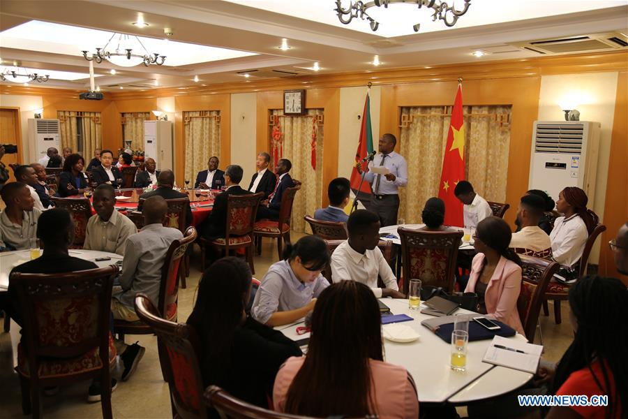 Over 90 Mozambican students to study in China on Chinese