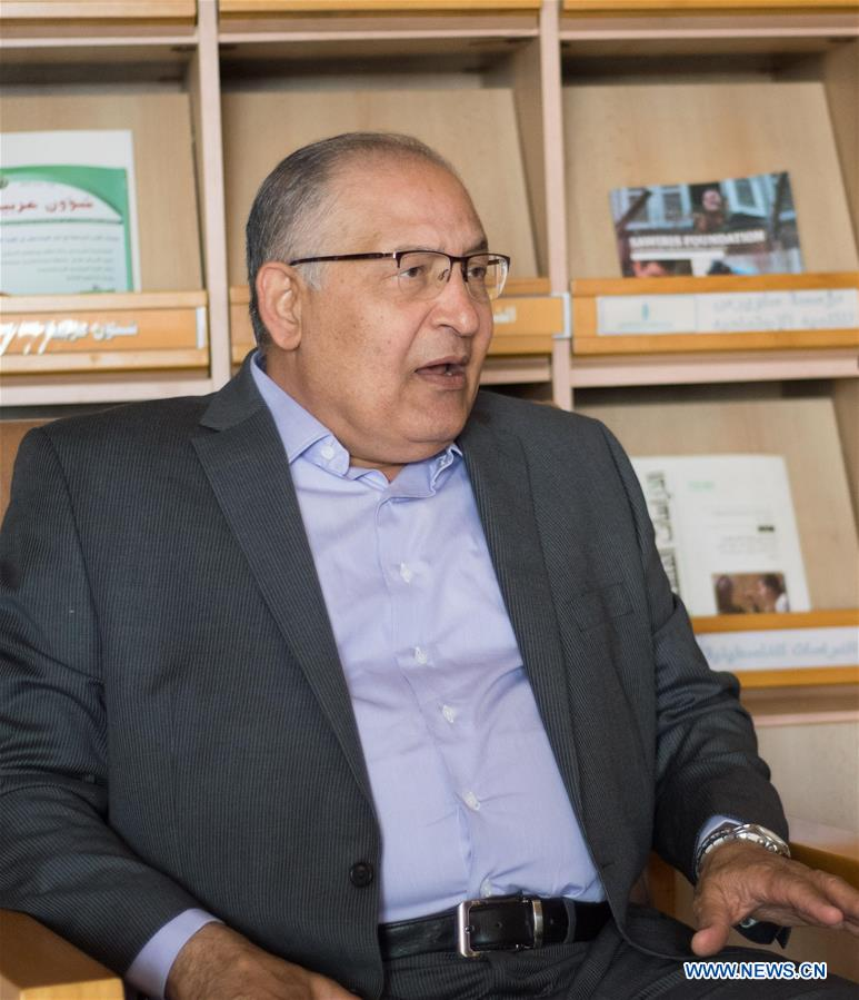 EGYPT-CAIRO-MIDDLE EAST SECURITY FORUM-DIRECTOR OF ECFA-INTERVIEW