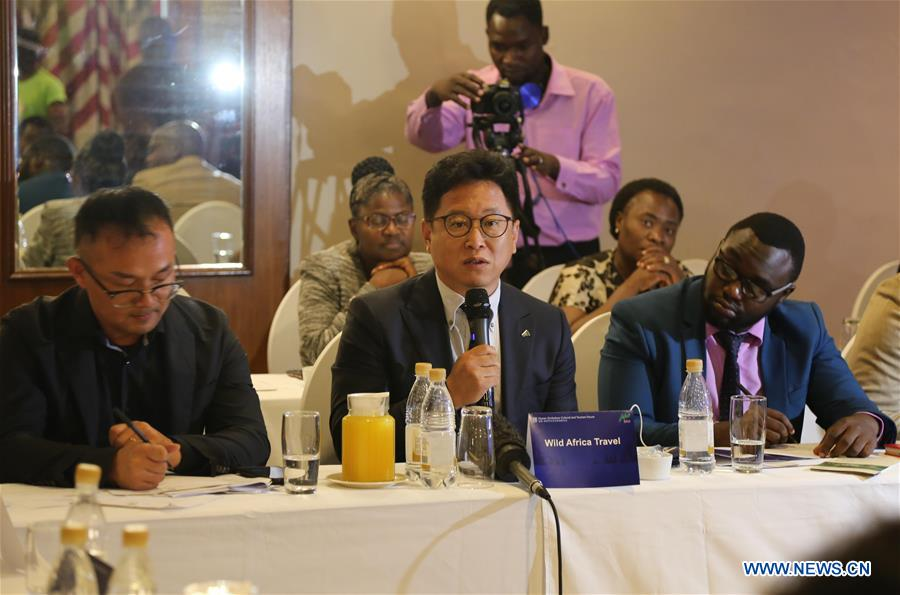 ZIMBABWE-HARARE-CHINA'S HUNAN-TOURISM