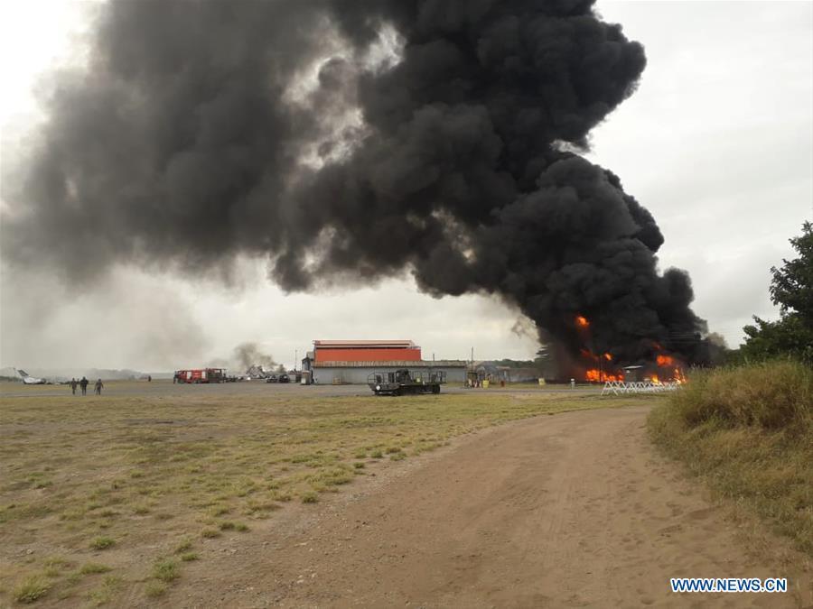 Al-Dačo attacks U.S. military base in Kenyan coastal county