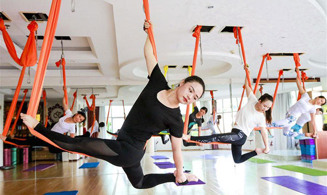 National Fitness Day marked across China