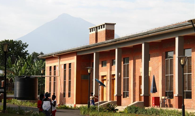 China-supported polytechnic contributes to technical training in Rwanda