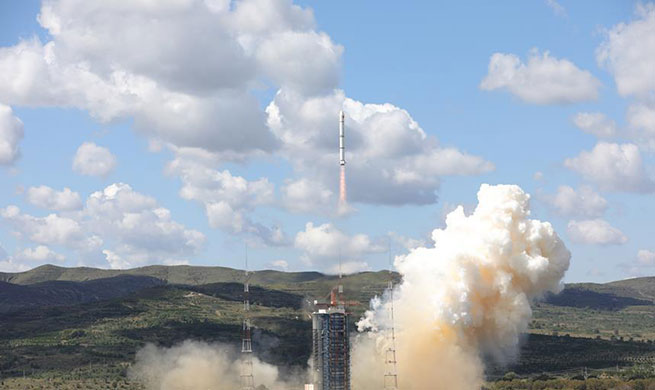 China Focus: China launches new marine satellite