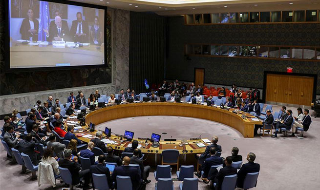 UN Syria envoy urges stakeholders to avert tragedy in Idlib