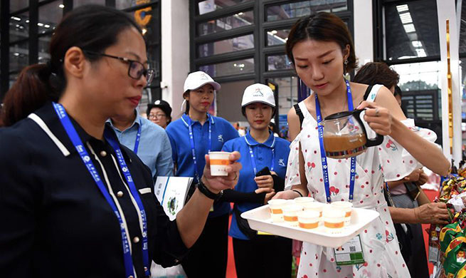 Food from ASEAN countries served at 15th China-ASEAN Expo
