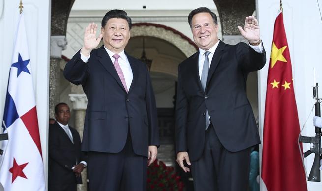 China, Panama agree to further promote ties