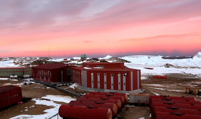 Researchers say China's Zhongshan Station playing big role in exploring Antarctica