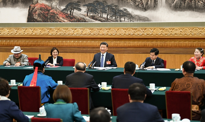 Xi stresses strategic resolve in enhancing building of ecological civilization