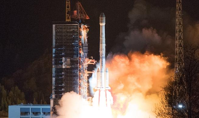 China launches new communication satellite