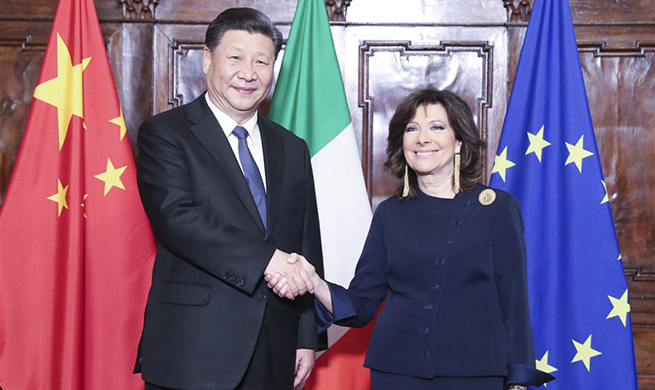 China, Italy agree to expand legislative exchanges