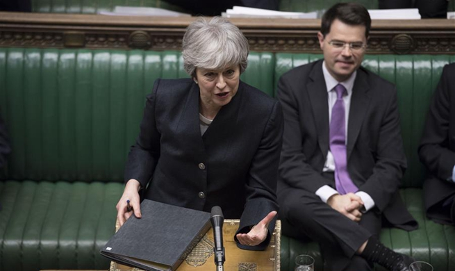 May faces tough questioning from lawmakers after EU grants new Brexit extension