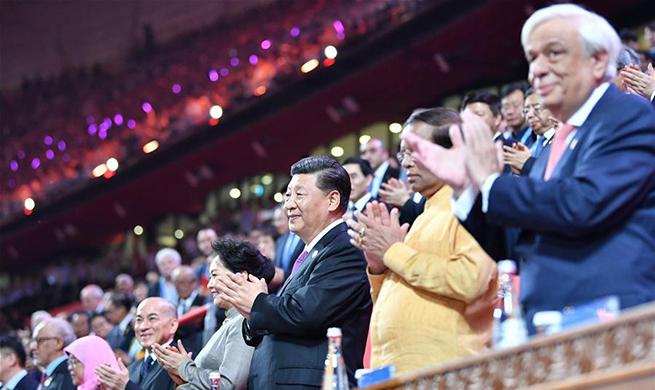 China hosts carnival celebrating diversity of Asian civilizations