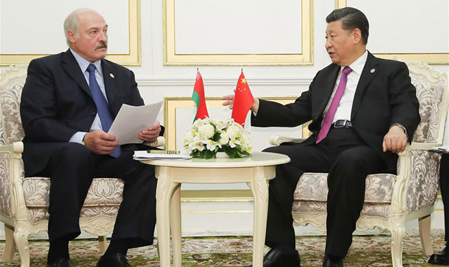 China, Belarus to further advance Belt and Road construction
