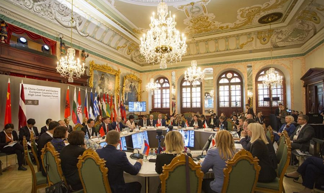 China-CEEC high-level meeting on tourism cooperation held in Riga