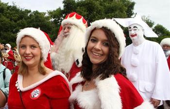2018 World Santa Claus Congress opens in Copenhagen