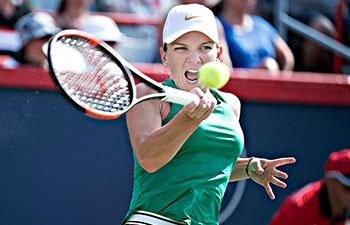 Simona Halep wins 2018 Rogers Cup