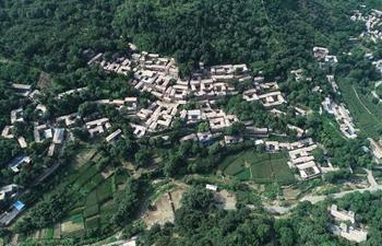 Scenery of Yingtan Village in China's Hebei