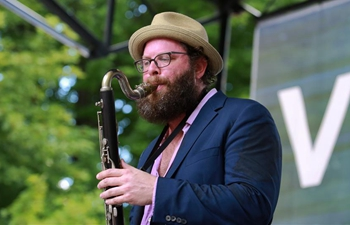 40th Chicago Jazz Festival held in Millennium Park