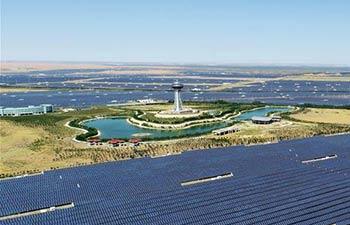 Zhongwei builds photovoltaic power industry chain for abundant sunshine