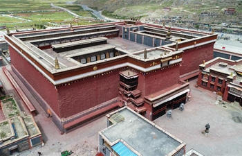 In pics: Sagya Monastery in SW China's Tibet